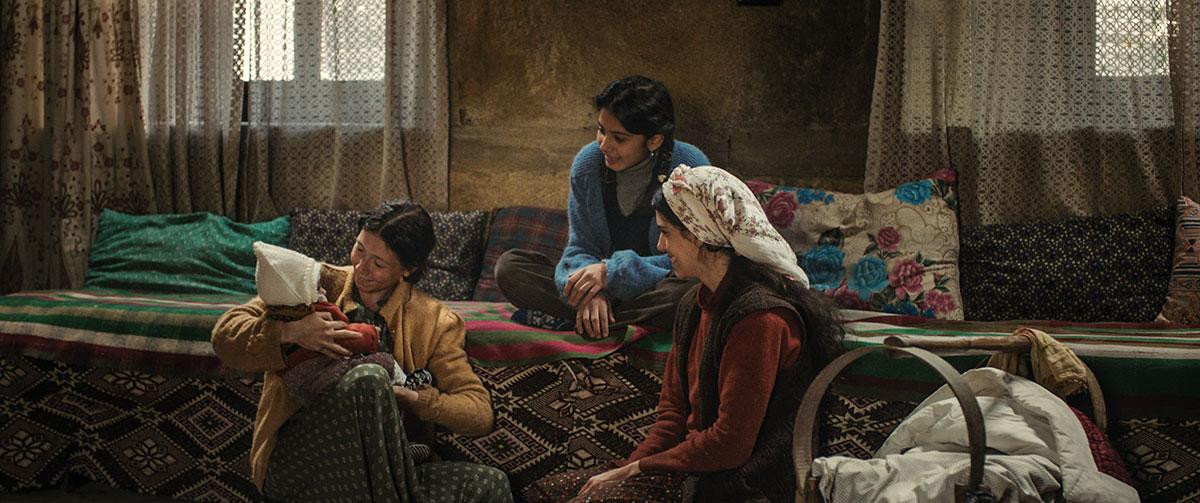 A TALE OF THREE SISTERS by Emin Alper